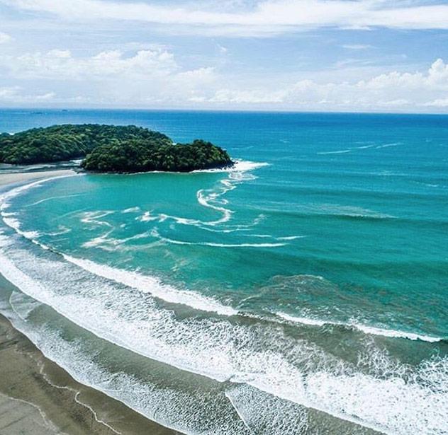 Bay Playa Venao Panama