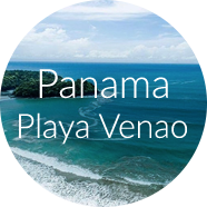 locations Playa Venao