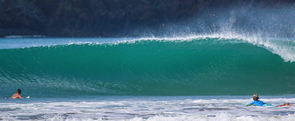 Surf Playa Venao Panama